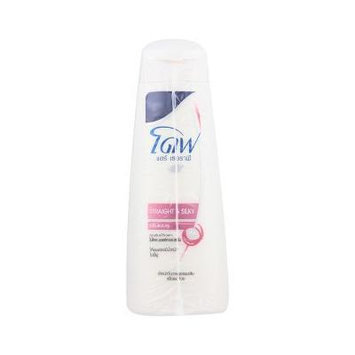 Dove Hair Therapy Straight & Silky Shampoo Damage 70ml x 6 pcs