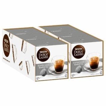 Nescafé Dolce Gusto Espresso Barista, Pack of 6, 6 x 16 Capsules