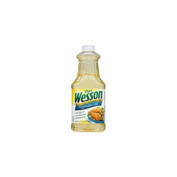 Wesson Vegetable Oil - 48 oz