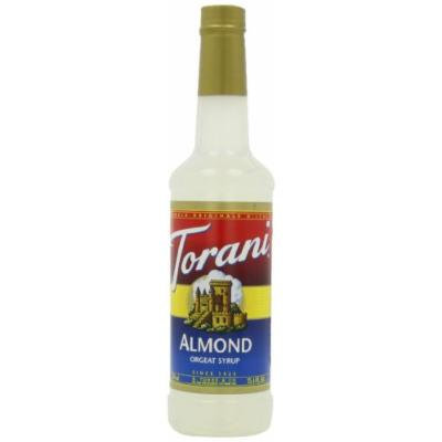 Torani Syrup, Orgeat (Almond), 25.4-Ounce Bottles (Pack of 3)