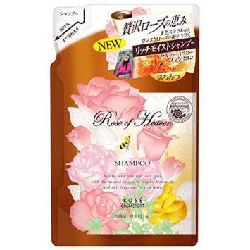 Kose Cosmeport - Rose Of Heaven shampoo refill 350mL