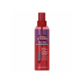 Vidal Sassoon Pro Series Hairspray, Heat Protect & Shine 5.4 fl oz (160 ml)
