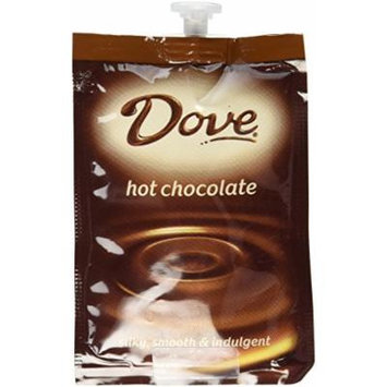 Dove Chocolate Flavia Dove Hot Chocolate Fresh Packs