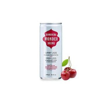 Kombucha Wonder Drink, Cherry Cassis, 8.4 oz