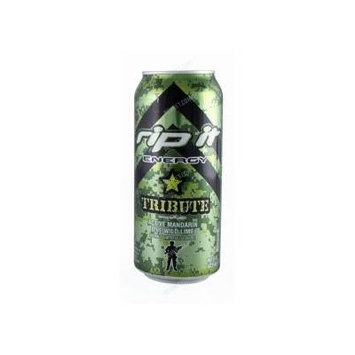 Rip it Energy Drink Tribute, 16 oz (24 Pack)
