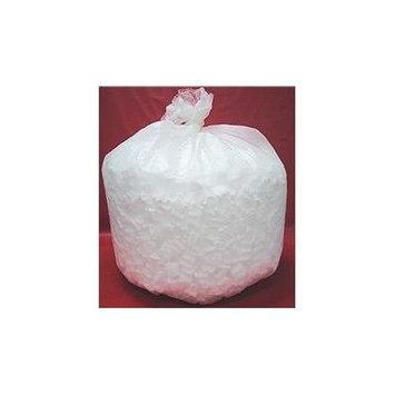 Trash Bag 25 CLEAR Large X-HEAVY Duty 38x58 Drum Liner 55 Gal 2.5 mil Body Bag