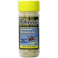 Johnny's Lemon Dill Seasoning, 4.75 Ounce (Pack of 3)