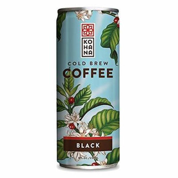 Kohana Koha Coffee Rtd Sweet Black 8 Oz (Pack Of 12)