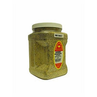 Marshalls Creek Spices Family Size Greek No Salt Seasoning, 44 Ounce