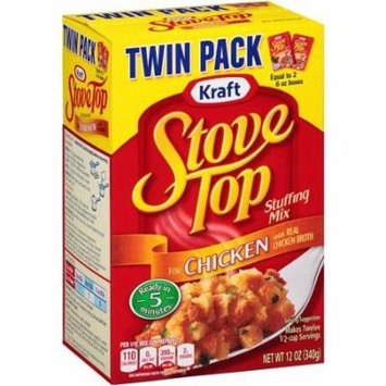 Kraft, Stove Top, Chicken, Stuffing Mix, 12 Oz (Pack of 2)