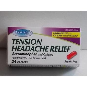 Tension Headache Relief 24ct *Compare to Excedrin Tension Headache*