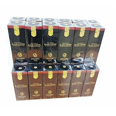 Organo Gold Coffee Combo Case (Gourmet Black/Latte 30 Boxes)