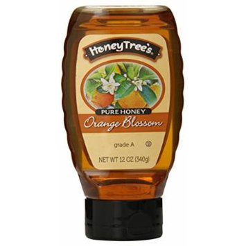HoneyTree's Honey, Orange Blossom, 12 Ounce