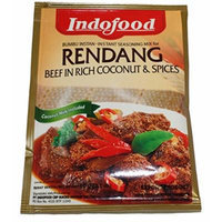Indofood Bumbu Rendang (Beef in Chilli and Coconut Mix) - 1.60z (Pack of 6)