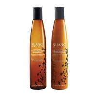 Nuance Salma Hayek Raw Honey Color Protect Shampoo Plus Raw Honey Color Protect Conditioner 10 Oz Each [Bundle of 2 Items]