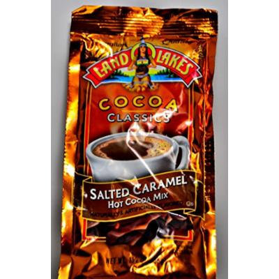 Land O' Lakes Premium Hot Cocoa Salted Caramel, 1.25oz (12 pack)