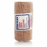 Johnson & Johnson Dyna-Flex Rubber Elastic Bandage 4 in x 5 yds