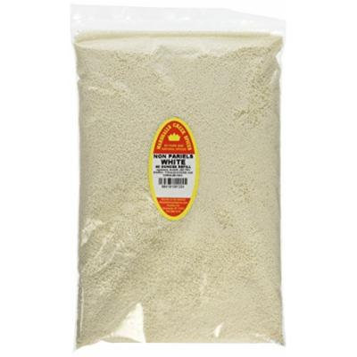 Marshalls Creek Spices Family Size Refill Non Pariels White, 40 Ounce