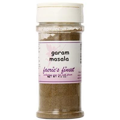 Faeries Finest Garam Masala, 4 Ounce