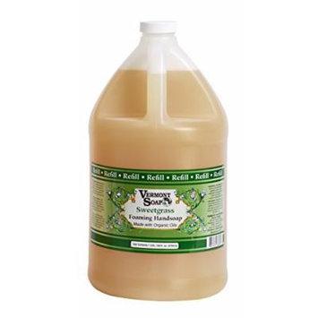 Sweetgrass Foaming Hand Soap Gallon Refill