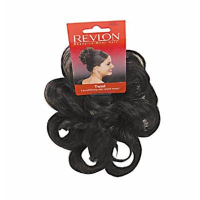 Revlon Spare Hair Twist Hairpiece Black