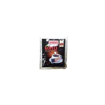 Kopi O 2 In 1 (Premium Coffee Mixture Bag with Sugar added) - 0.56oz [Pack of 1]