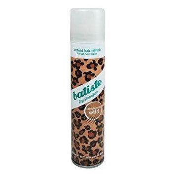 Batiste Dry Shampoo Volumizing Texturizing Refreshing Spray 6.73oz_Wild