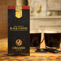 10 Boxes Organo Gold Gourmet Cafe Noir, Black Coffee 100% Certified Ganoderma Extract Sealed (1 Box of 30 Sachets)
