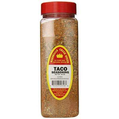 Marshalls Creek Spices Seasoning, Taco, XL Size, 30 Ounce
