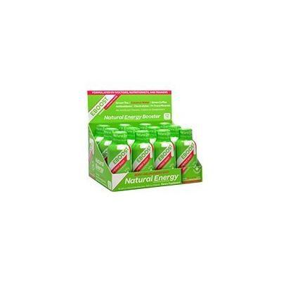 Eboost Berry Melon Natuarl Shot, 4-count Box