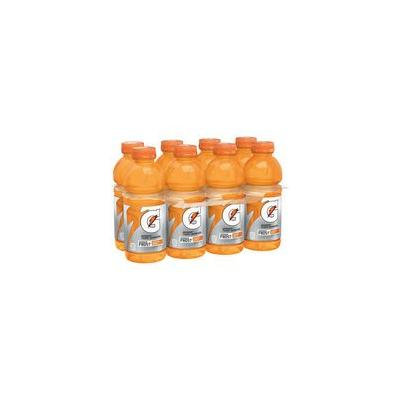 Gatorade Frost Tropical Mango Sports Drink, 20 fl oz, 8 count (Case of 10)