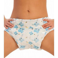 ABDL Blue Adult Diapers (Medium)