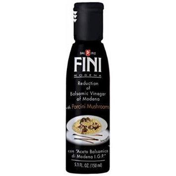 Fini Balsamic Vinegar Reduction, Porcini Mushrooms, 5.1 Ounce