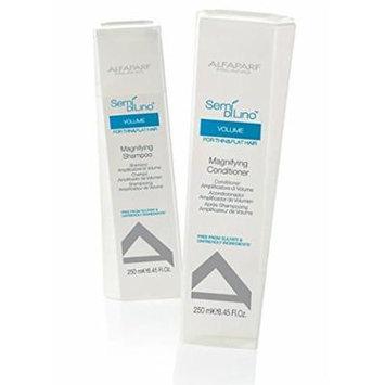 AlfaParf Semi Di Lino VOLUME Magnifying Shampoo & Conditioner DUO 8.45oz. Each
