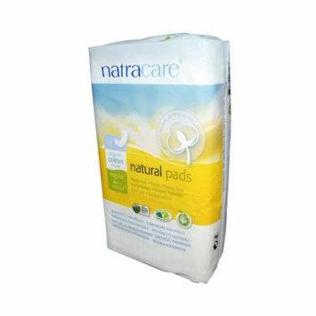 New - Natracare Natural Regular Pads - 14 Pack