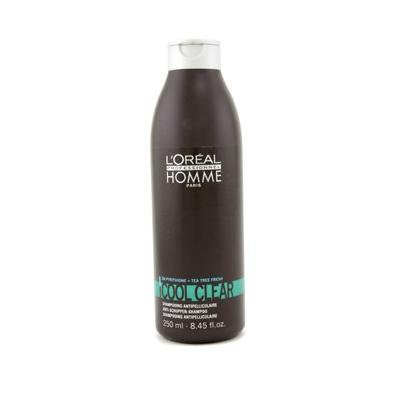 L'Oreal Professionnel Homme Cool Clear Anti-Schuppen Shampoo 250ml/8.45oz by L'Oreal Paris