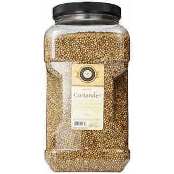 Spice Appeal Coriander Whole, 48-Ounce Jar