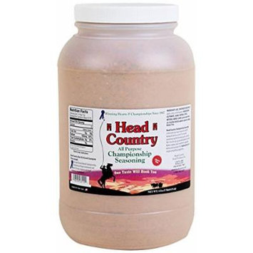 Head Country Championship All Purpose Seasoning, 7 Pound