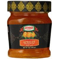 Ziyad Jam, Apricot, 16 Ounce