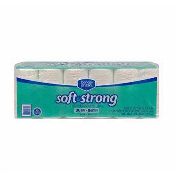 Berkley & Jensen Big Roll 2-Ply Premium Bath Tissue, 352 Sheets per Roll, 36 Rolls per Carton - White , (40000203480)