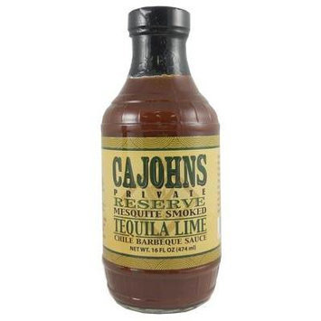 CaJohn's Mesquite Tequila Lime BBQ Sauce