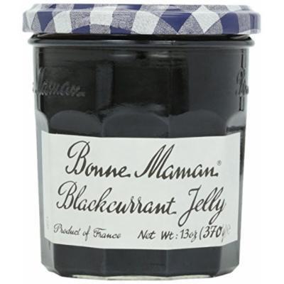 Bonne Maman Jelly - Black Current - 13 Ounces