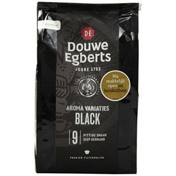 Douwe Egberts Ground Coffee, Black Aroma, 8.8 Ounce