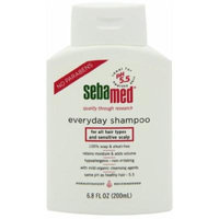 Sebamed Everyday Shampoo 6.8 fl.oz (200ml) - Pack of 2