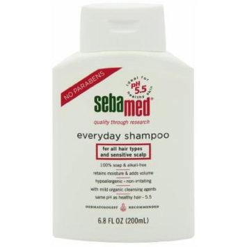 Sebamed Everyday Shampoo 6.8 fl.oz (200ml) - Pack of 2