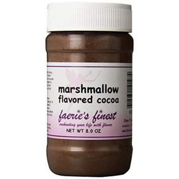Faeries Finest Marshmallow Cocoa, 8.00 Ounce