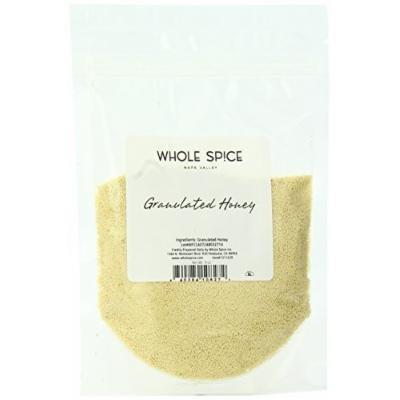 Whole Spice Honey Granulated, 4 Ounce