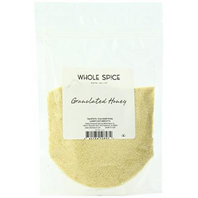 Whole Spice Honey Granulated, 4 Ounce