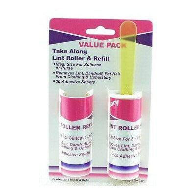 Allary Imports Mini Lint Rollers 24 Pieces