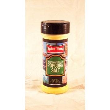 Spice Time Popcorn Salt, 8 oz (Pack of 12)